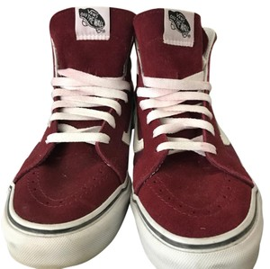Vans Maroon Athletic