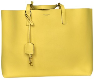 61de7ac5e6b5 Yellow Saint Laurent Totes - Up to 90% off at Tradesy