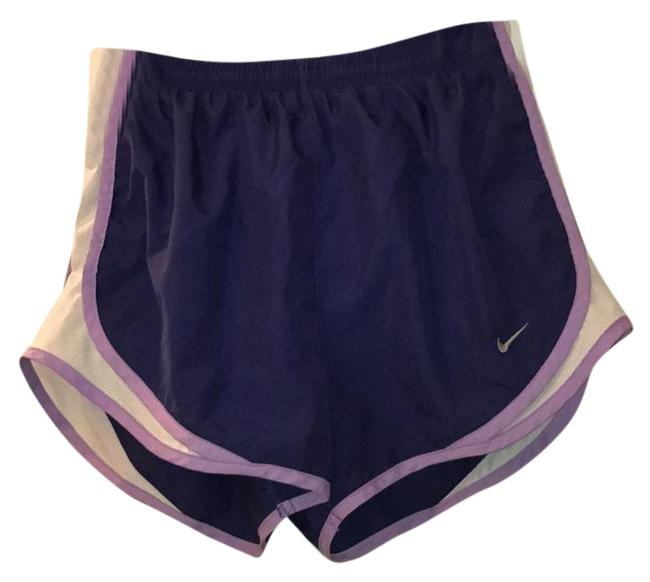 Item - Purple Lilac White Tempo Activewear Bottoms Size 4 (S)