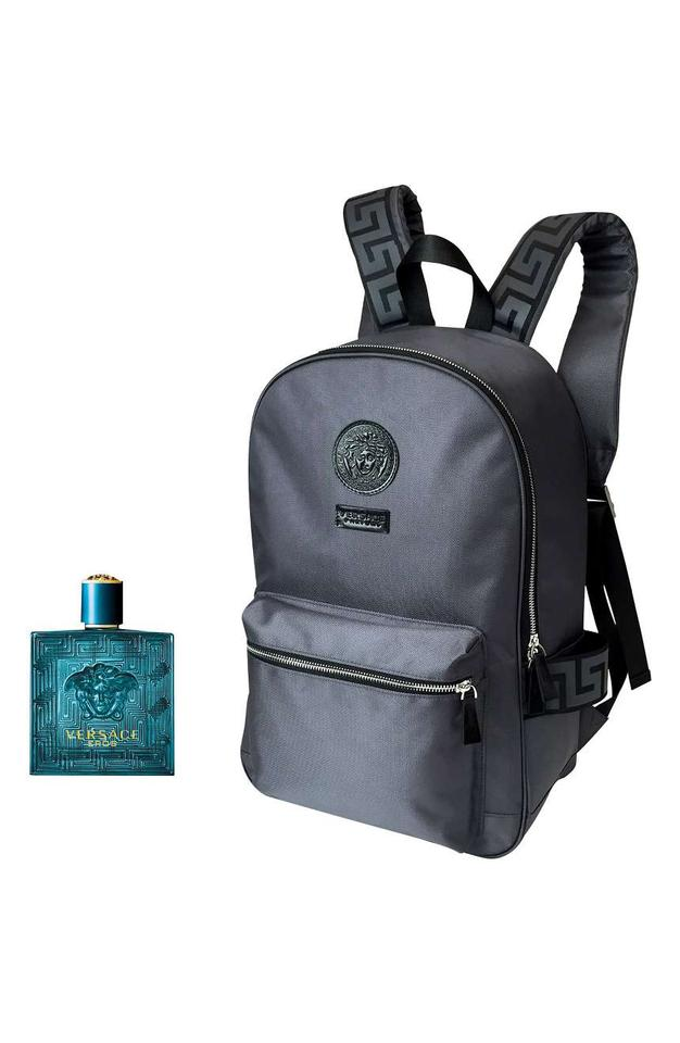 a0f99f4034 Versace Cologne Set Logo Limited Edition Gift Set Backpack Image 0 ...