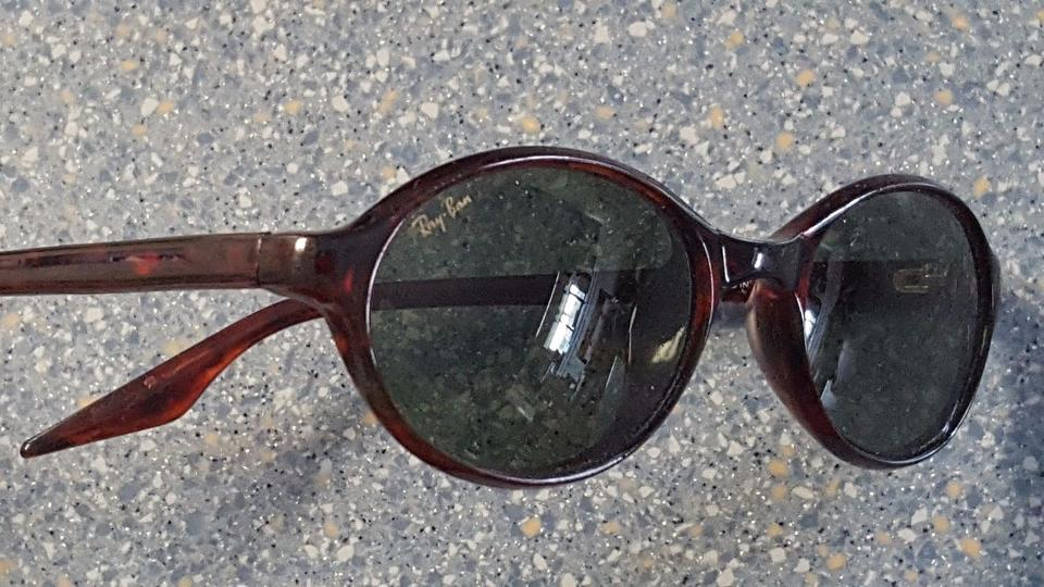 27c66fc1fc Ray-Ban Brown Vintage Bausch   Lomb Designer Italy Rb 2835 Bl Sunglasses -  Tradesy
