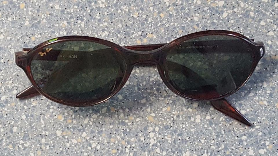 fbefe46fd1 ... Vintage Ray-Ban Bausch   Lomb Designer Sunglasses Italy RB 2835 BL.  12345678910