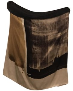 Gucci Top Black and Brown