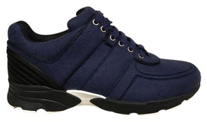 Chanel Trainer Sneaker blue Athletic