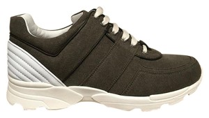 Chanel Trainer Sneaker green Athletic