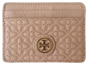 Tory Burch Tory Burch Bryant Quilted Slim Card Case