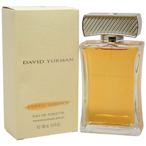 David Yurman DAVID YURMAN EXOTIC ESSENCE 3.4 oz/100 ml EDT Spray Woman,New.