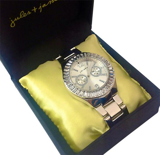 Preload https://item4.tradesy.com/images/jules-and-james-silver-watch-21808-0-0.jpg?width=440&height=440