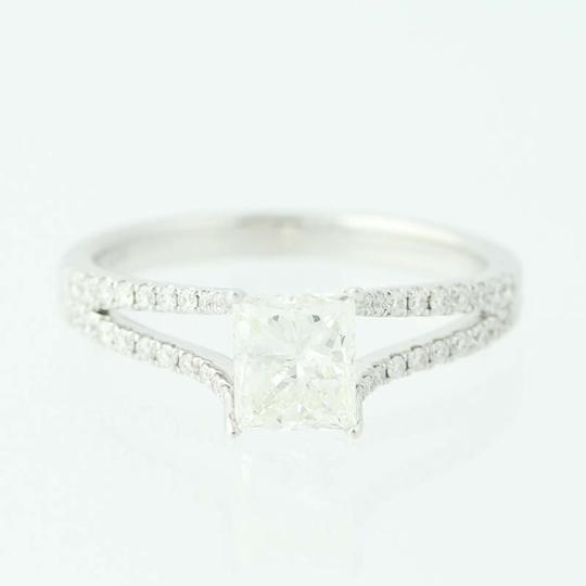 Preload https://img-static.tradesy.com/item/21808609/new-diamond-14k-white-gold-gia-princess-cut-124ctw-engagement-ring-0-0-540-540.jpg