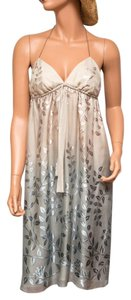 Ingwa Melero Ombre Embroidered Dress