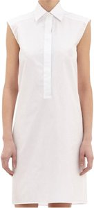 Maison Margiela short dress White on Tradesy
