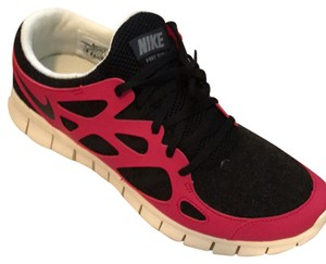 Nike Black/Black-Fireberry-Sail Athletic