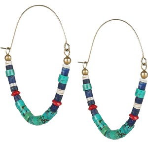 Isabel Marant Isabel Marant Out of Arica Shell and Stone Earrings