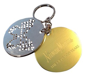 "Neiman Marcus Collectors ""The Next 100 Years"" Keychain"
