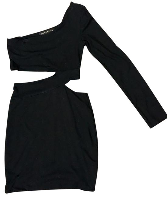 Preload https://item4.tradesy.com/images/donna-mizani-black-classic-cut-out-short-cocktail-dress-size-0-xs-21812248-0-2.jpg?width=400&height=650