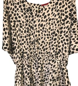 Akira Top Black, white, leopard, cheetah