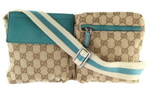 Gucci Multi-Compartment Waist Bag
