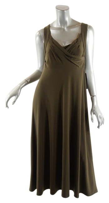 Preload https://img-static.tradesy.com/item/21813398/brown-cappuccino-long-relax-poly-jersey-empire-waist-casual-maxi-dress-size-12-l-0-1-650-650.jpg