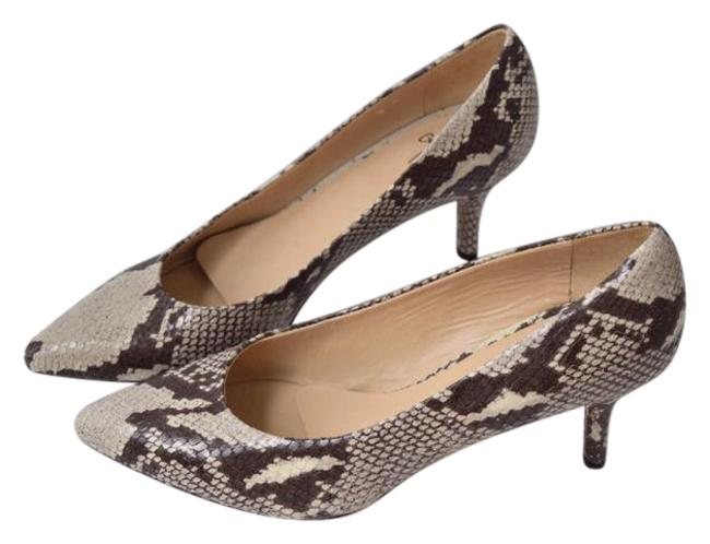 Amalfi Beige/Cream New Without Tags Pumps Size US 8 Regular (M, B) Amalfi Beige/Cream New Without Tags Pumps Size US 8 Regular (M, B) Image 1