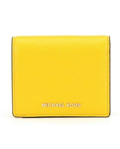 Michael Kors Michael Kors jet set saffiano Leather Card holder wallet nwt