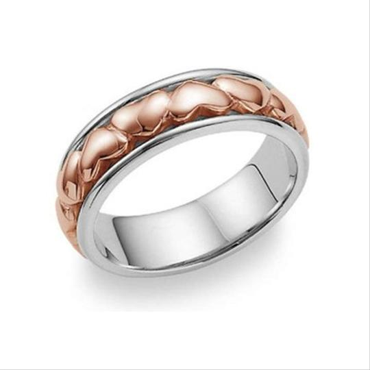 Preload https://img-static.tradesy.com/item/21814370/apples-of-gold-eternal-heart-ring-14k-white-and-women-s-wedding-band-0-0-540-540.jpg