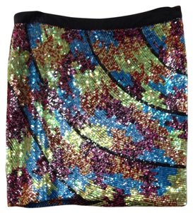 Barron Duquette Skirt Multicolored