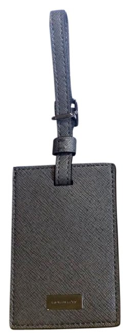 Item - Gray Kyle Luggage Tag 2 Boxes Travel