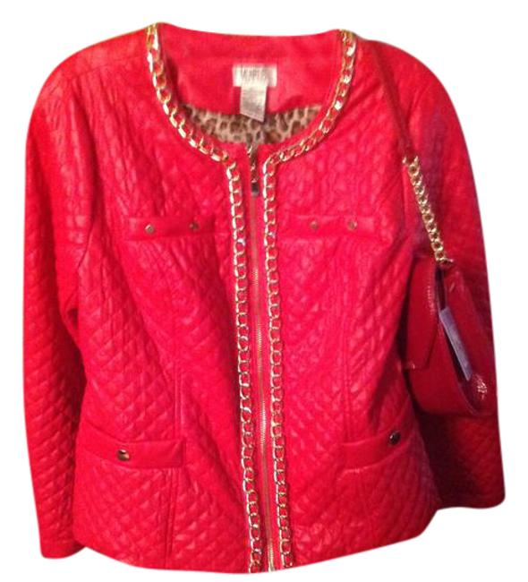 Preload https://img-static.tradesy.com/item/21815260/monroe-and-main-red-rn-126449-jacket-size-6-s-0-1-650-650.jpg