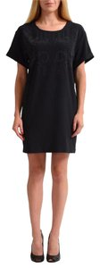 Versace Jeans Collection short dress Black on Tradesy