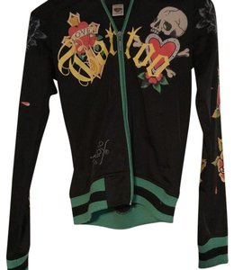 Ed Hardy Motorcycle Jacket