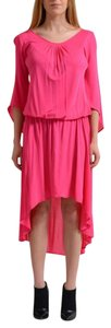 Versace Collection short dress Pink on Tradesy