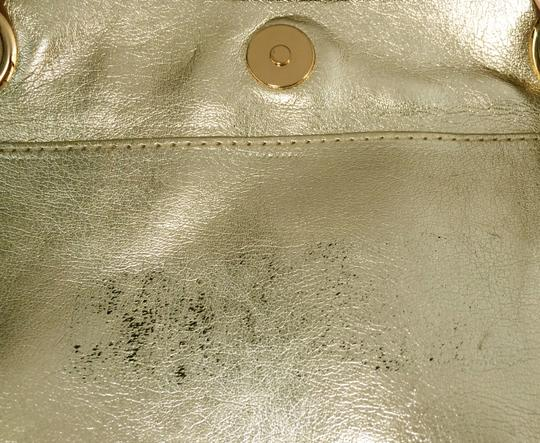 MICHAEL Michael Kors Jet Set North South Leather Tote in Black Image 5