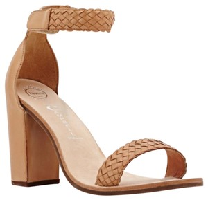 Jeffrey Campbell Tan/Nude Sandals