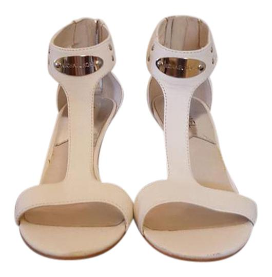 Michael Kors white leather Sandals Image 0