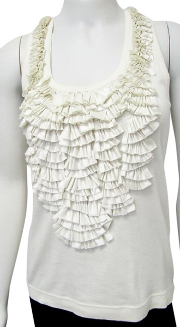 Preload https://img-static.tradesy.com/item/21817527/givenchy-ivory-paris-medium-m-blouse-ruffles-cotton-tank-topcami-size-8-m-0-1-650-650.jpg