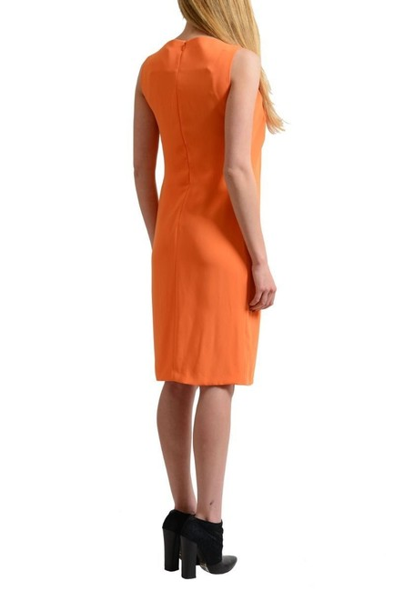 Versace Collection short dress Orange on Tradesy Image 2