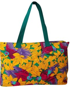 Multicolor Beach Bags Up To 90 Off At Tradesy