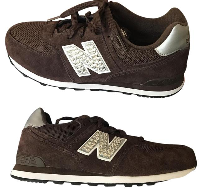 New Balance Brown Chocolate With Sneakers Size US Regular (M, B) New Balance Brown Chocolate With Sneakers Size US Regular (M, B) Image 1