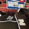 New Balance brown Athletic Image 1