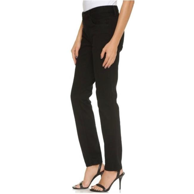 Alexander Wang Relaxed Fit Jeans-Dark Rinse Image 2