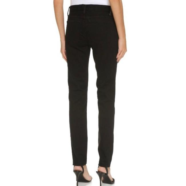 Alexander Wang Relaxed Fit Jeans-Dark Rinse Image 3