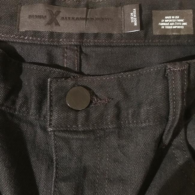 Alexander Wang Relaxed Fit Jeans-Dark Rinse Image 5