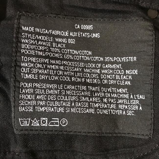 Alexander Wang Relaxed Fit Jeans-Dark Rinse Image 7