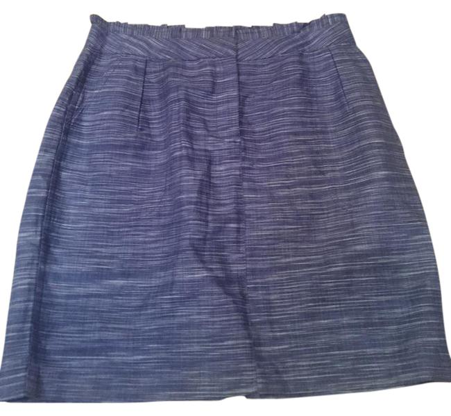 Preload https://img-static.tradesy.com/item/21818056/jcrew-blue-skirt-size-10-m-31-0-2-650-650.jpg