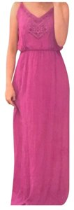 Fuschia Maxi Dress by bailey blue