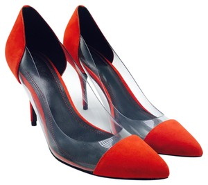 Sandro Agns rouge ( orange/red) Pumps