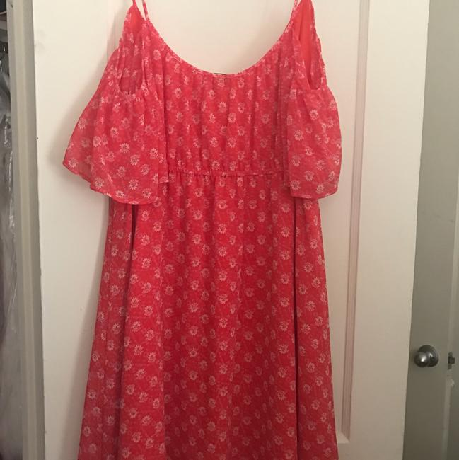 Juicy Couture short dress red on Tradesy Image 4