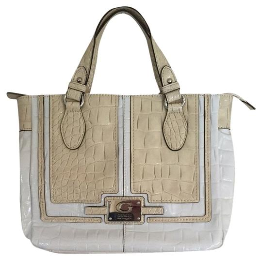 Preload https://item3.tradesy.com/images/guess-block-party-whitecream-patent-leather-tote-2181832-0-0.jpg?width=440&height=440