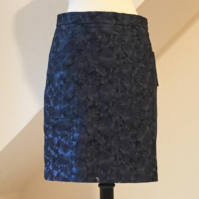 DKNY Skirt Navy Image 4