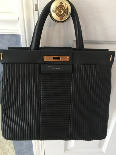 Marc by Marc Jacobs Tote in Black Image 2